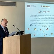EU Twinning project supporting the Georgian National Communication Commission ...