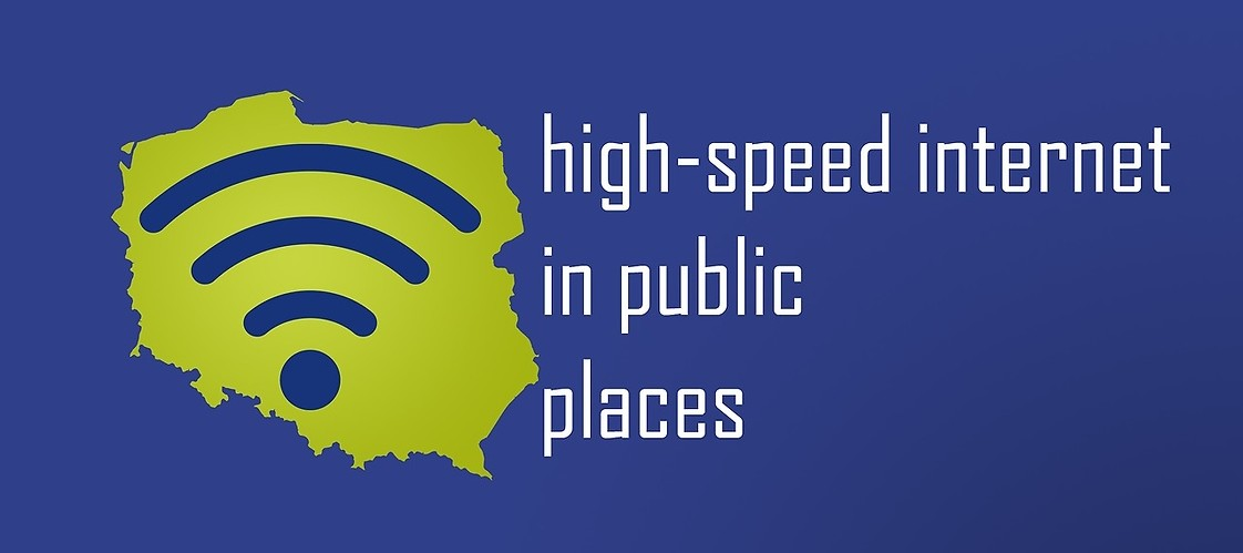 Graphic - high-speed internet in public places